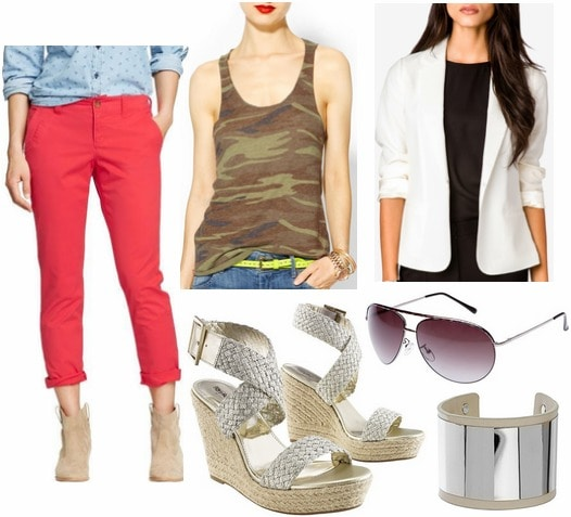 Gant by michael bastian spring 2013 inspired outfit 2