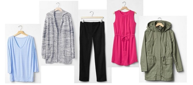 Gap Recently Added to Sales Section