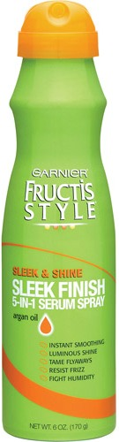 Garnier fructis style sleek finish 5 in 1 serum spray