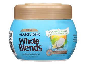 Garnier Whole Blends Hydrating Mask