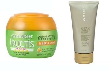 garnier fructis three minute mask and joicok pak deep reconstructor