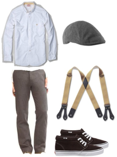 Guys geek chic outfit 2