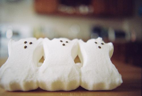 Ghost peeps
