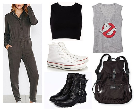 Ghostbusters outfit