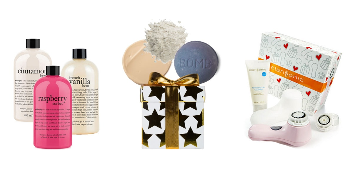 gifts for her spa