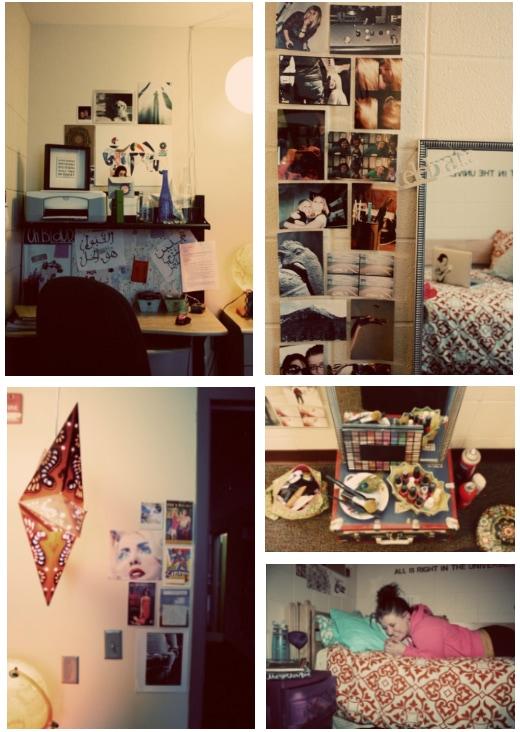 Elements of Gillian's Dorm