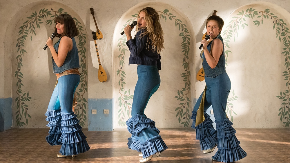 Get the look from Young Donna in Mamma Mia! Here We Go Again.