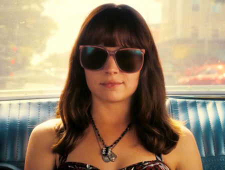 Britt Robertson as Sophia from tv show Girlboss