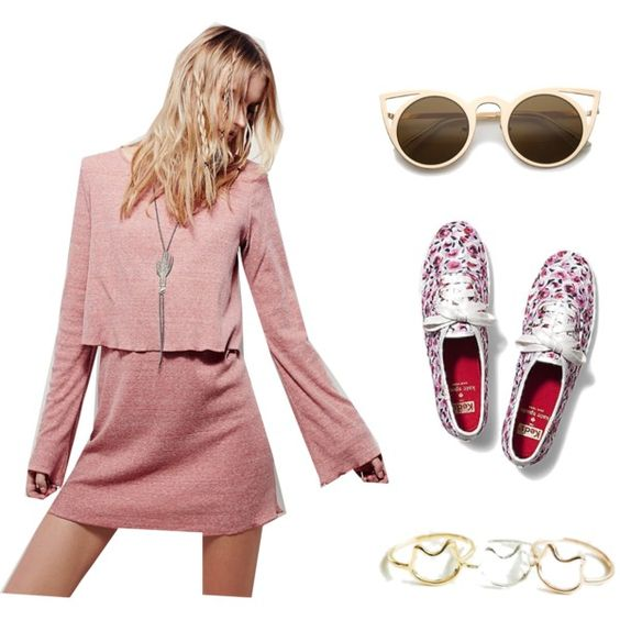 Girly Polyvore