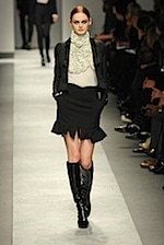 Patent Leather Boots - Givenchy Fall 2008