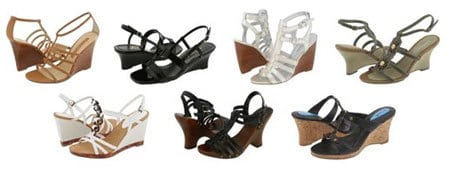 Gladiator Wedges