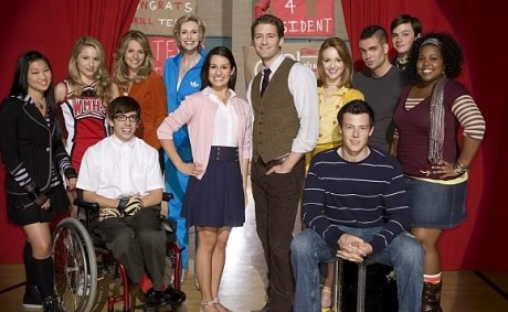 Be The Cast of Glee For Halloween