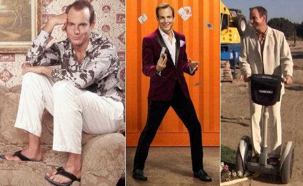 Gob Bluth style