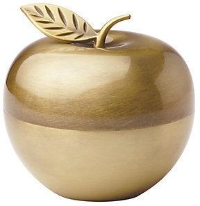 Golden apple box