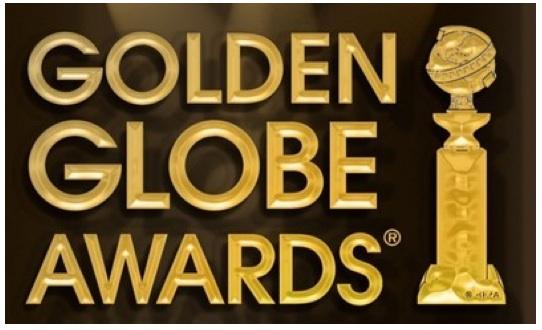 Golden Globe Awards Heading