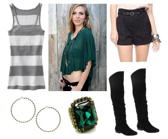 Golden Globes 2011 trend- emerald