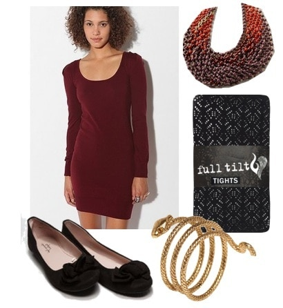 Golden globes 2011 trends outfit- long sleeves