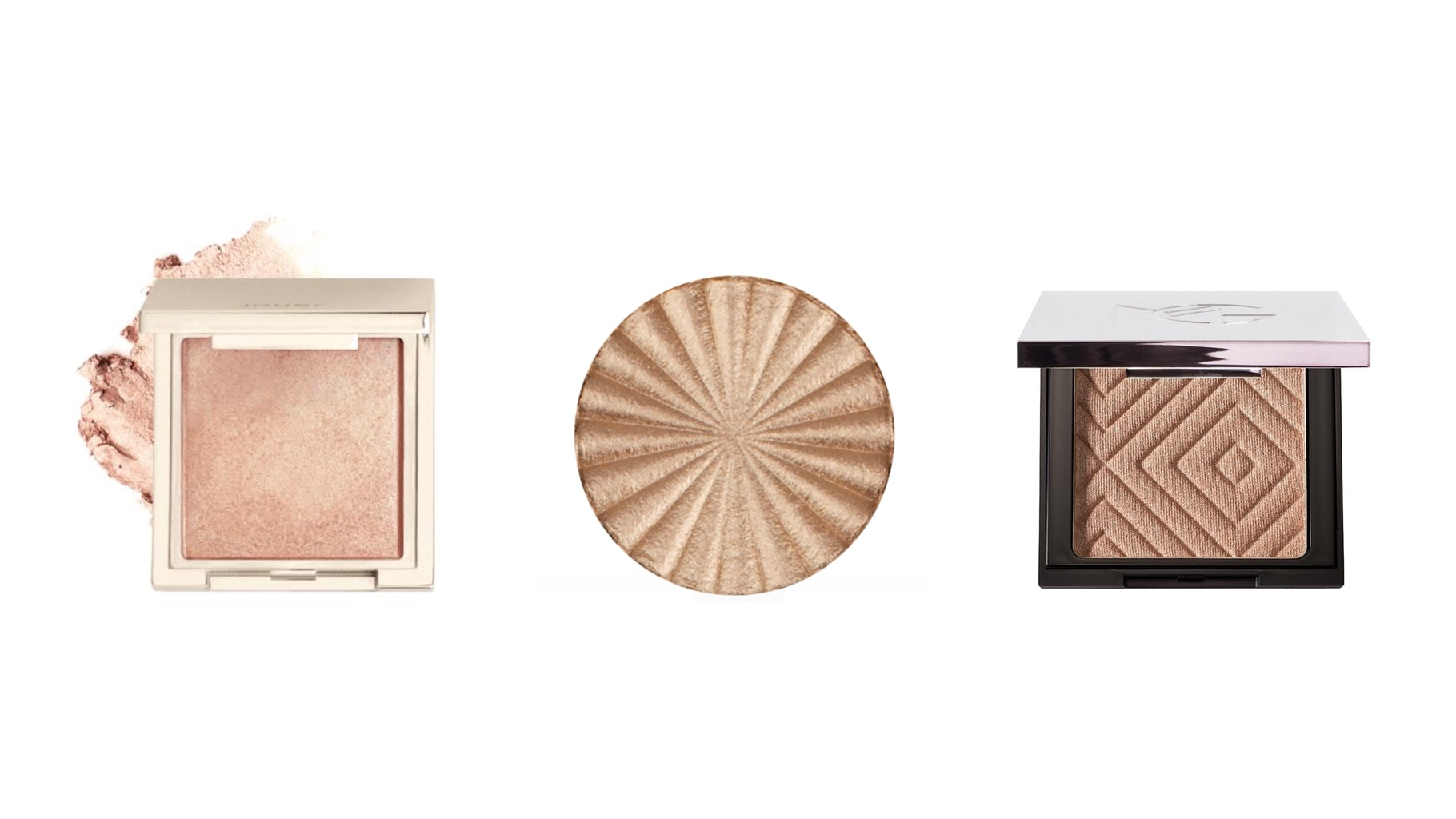 Fall makeup: Golden highlighters are gorgeous for the fall season