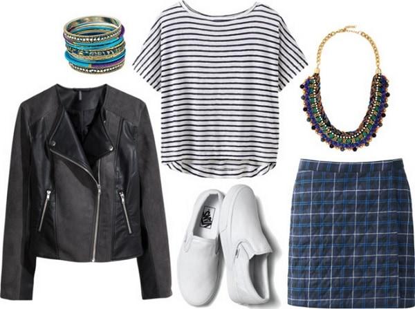 Gone-Girl-Conflict-Interest-Plaid-Skirt