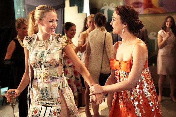 Gossip Girl Fashion Friends