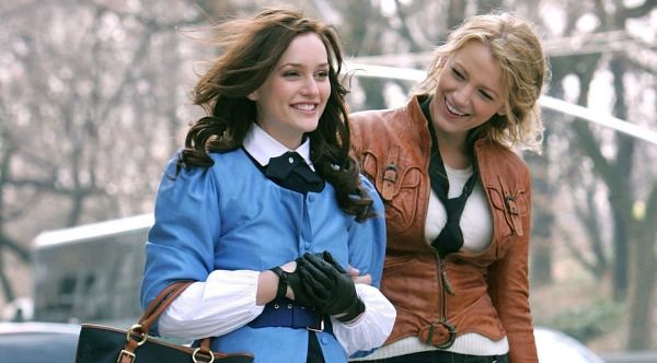 Blair & Serena Gossip Girl