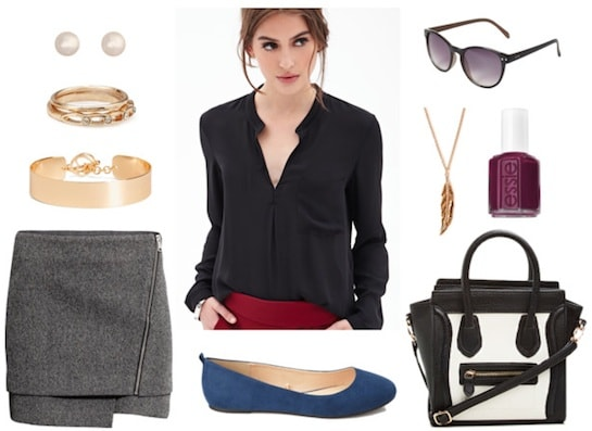 Gotham Barbara Fashion Inspiration