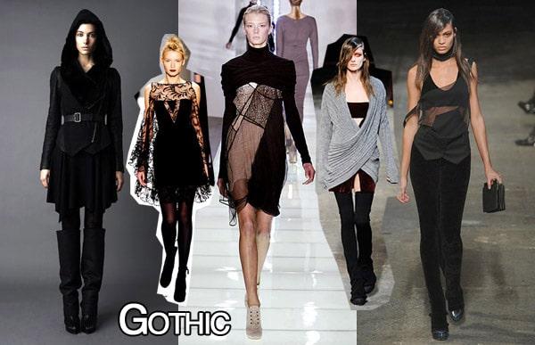 gothic trend
