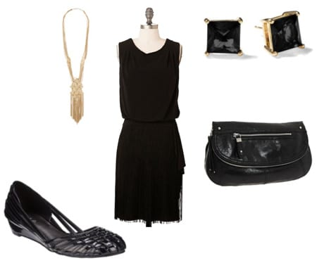 Outfit Inspired by Grace Coddington
