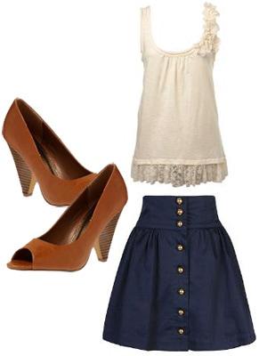 Graduation outfit 3