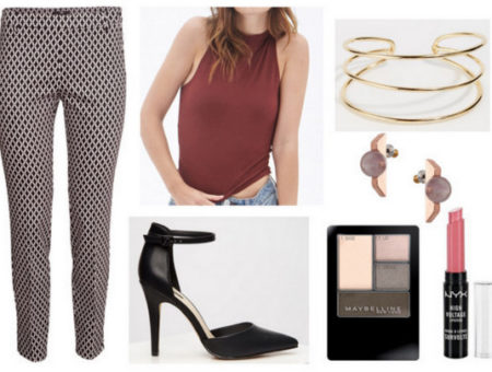 graduation day 2015 outfit 3