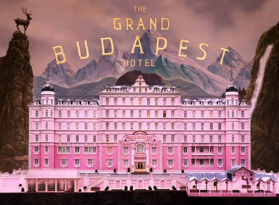 Grand Budapest hotel title