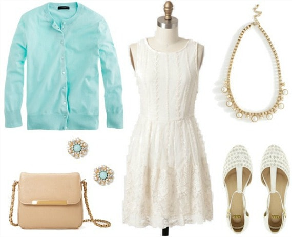 Grand Floridian Inspired Outfit 1