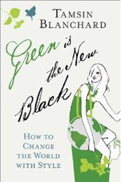 Green is the new black book cover
