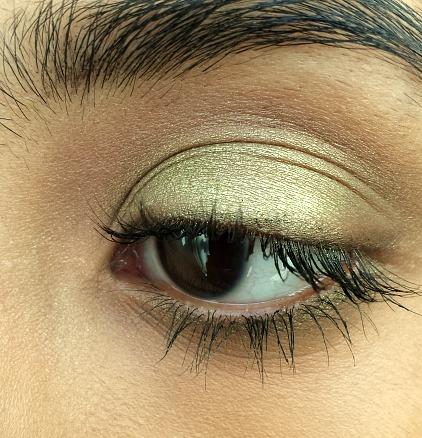 spring makeup eyes