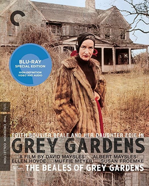 Grey gardens movie cover
