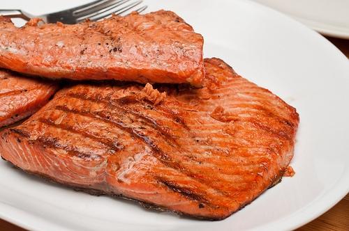 Nothing beats fresh fish