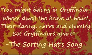 Gryffindor Sorting Hat