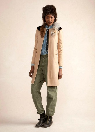 Gryphon fall 2013 look 1