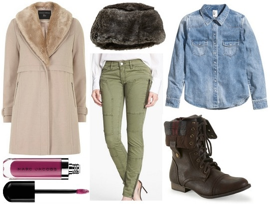 Gryphon fall 2013 outfit 1