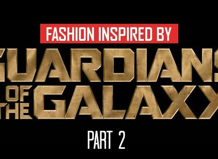 Geek Chic: Fashion Inspired by Guardians of the Galaxy, Part 2