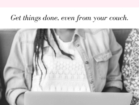 The Busy Girl's Guide to Working from home - how to work from home when you're in college