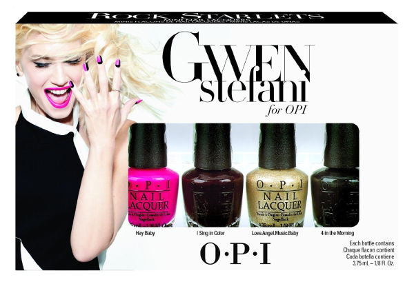 Gwen stefani opi set