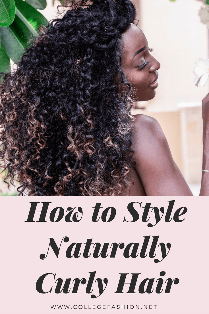 The Best Hairstyles For Naturally Curly Hair College Fashion