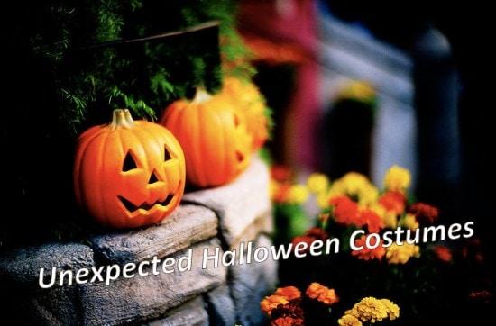 Unexpected Halloween Costumes