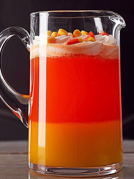 halloween nonalcoholic punch