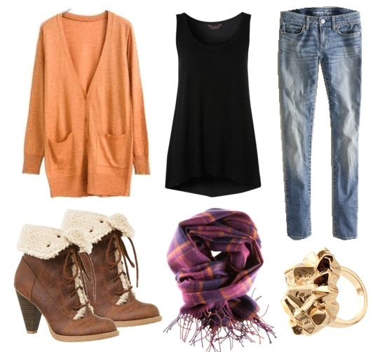 halloween quiz-jackolantern outfit