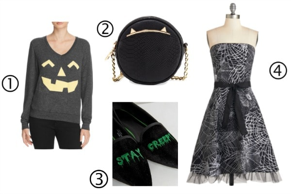 revised 4 halloween items