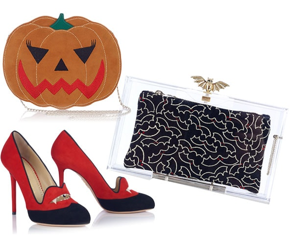 charlotte olympia halloween pieces