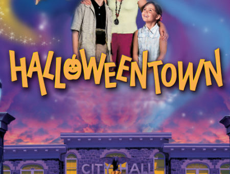 Halloweentown poster