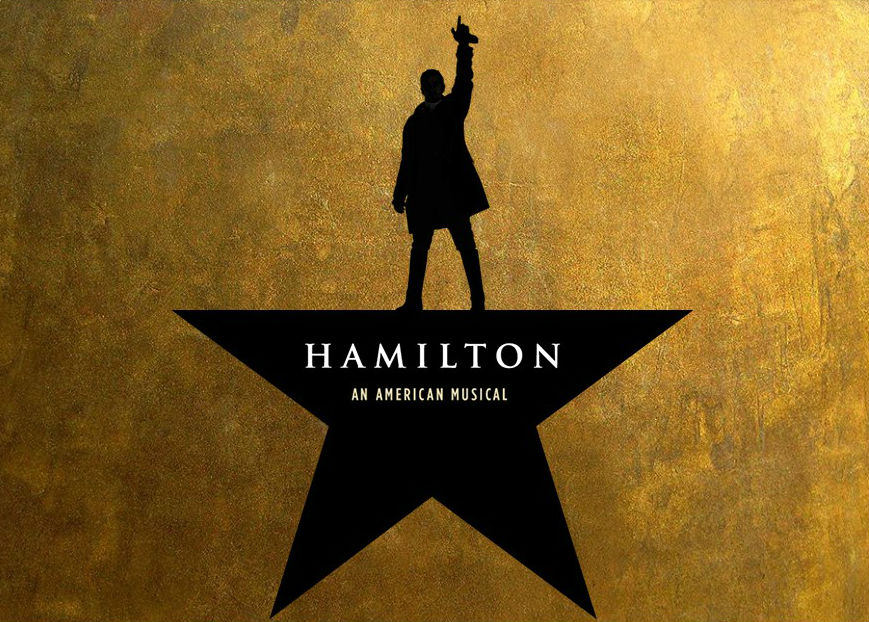 Hamilton promotional title image